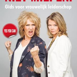 Boek Niet miepen van Leoni Jansen Jolanda Holwerda